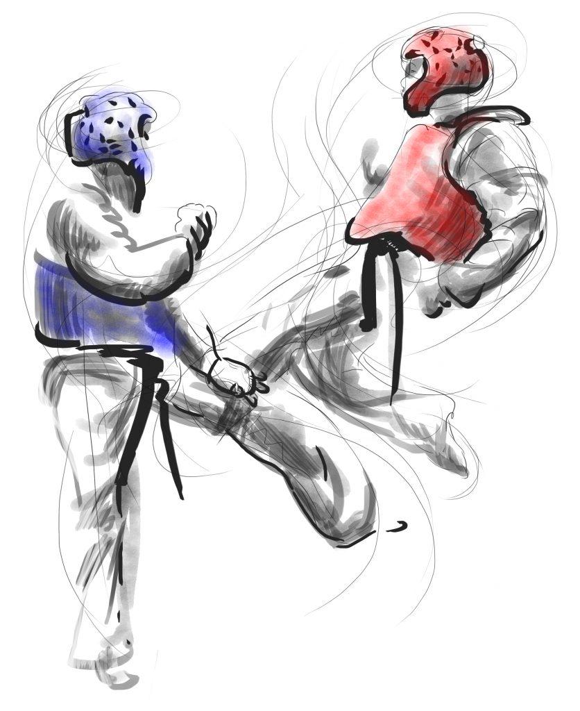 Self defence classes cheltenham